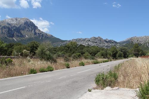 Väster om Polenca, Mallorca