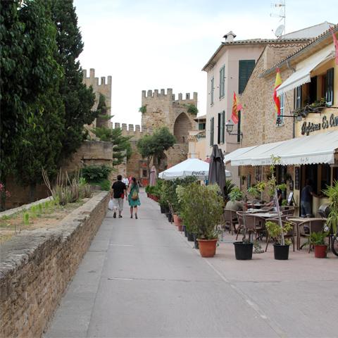 Gamla Alcudia, Mallorca