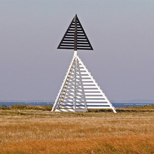 Sjörmärket vid Skanörs hamn